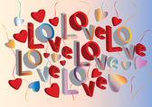 Love you — Stock Photo