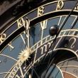 Old astronomical clock in Prague, Czech Republic — Stock Photo #10363813