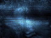 Sfondo di tecnologia codice sorgente — Foto Stock