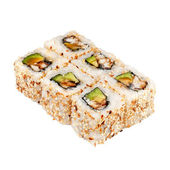 Cuisine japonaise. sushi maki. — Photo