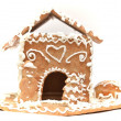Gingerbread house — Stock Photo #8109859