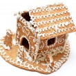 Gingerbread house — Stock Photo #8109872