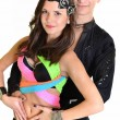Latin dance - Stockfoto