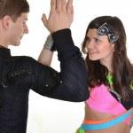 Latin dance — Stock Photo #8468335