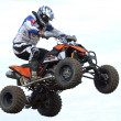 Quad bike — Stock Photo #8490740