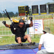 World parachuting championships - Foto de Stock