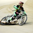 Speedway rider — Stock Photo #8491492