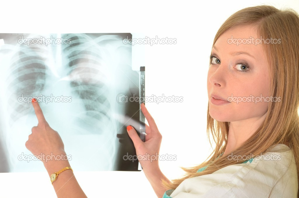 Female doctor — Stock Photo #9026387