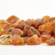 Raw amber — Stock Photo #10133528