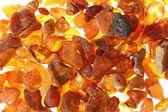 Raw amber — Stock Photo