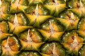 Structure of pineapple closeup — Stock Photo