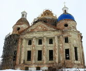 Old beautiful church — Stock Photo
