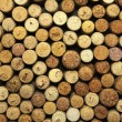 Lot of wine corks — Stock Photo #9794567