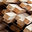 Pile of planks — Stock Photo #8980930