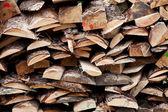 Woodpile — Stockfoto
