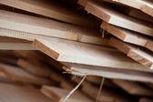 Planks closeup — Stock Photo