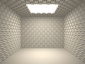 Acoustic room — Stockfoto