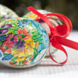 Stock Photo: Decorative Easter eggs