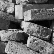 Old bricks — Stockfoto