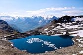Vanoise, fransız alps park. — Stok fotoğraf