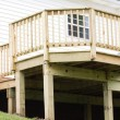 Deck construction — Stock Photo #10587566