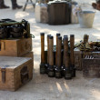 Stock Photo: Old Ammunition