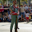 Stock Photo: Spanish legionnaire
