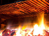 Barbecue-grill — Zdjęcie stockowe