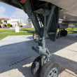 Old landing gear — Stock Photo