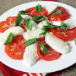 Caprese salad — Stock Photo #10231274
