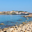 Rethymnon Castle and town — Stock Photo