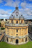 The Radcliffe Camera, Oxford — Stock Photo