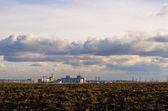 Atomic power station Ukraine, Nikolaevskaya — Stock Photo