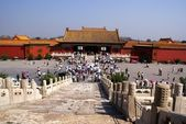 The Forbidden City, Beijing — Stock Photo