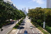 Singapore, cityscape — Stock Photo