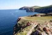 Olkhon island, Baikal lake, Russia — Stock Photo