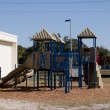 Elementary School Playground — Stock Photo