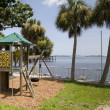 Park in Melbourne, Florida - Foto de Stock