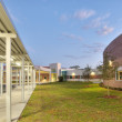 Elementary School in Crystal River Florida — Stock Photo #8353026