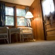 Interior of Cabin — Stock Photo #8353044