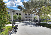 Florida orta okulu — Stok fotoğraf