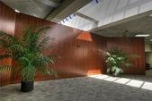Interior of Office Lobby — Stock Photo