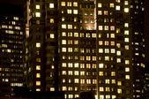 Zblízka mrakodrap — Stock fotografie