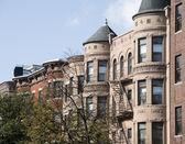 Architecture in Boston — Stock Photo