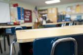 Sala de aulas — Fotografia Stock