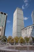 Skyscraper in Boston — Stock Photo
