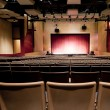 Interior of Auditorium — Stock Photo #8762288