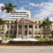 Stock Photo: Historic Courthouse in West Palm Beach