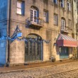 Stores in Savannah — Foto Stock