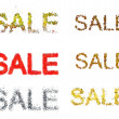 Sale words — Stock Photo #8511715